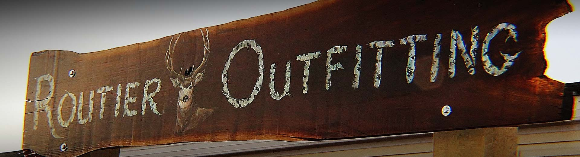 About Routier Outfitting