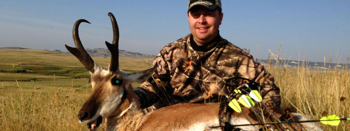 South Dakota Pronghorn Antelope Hunting