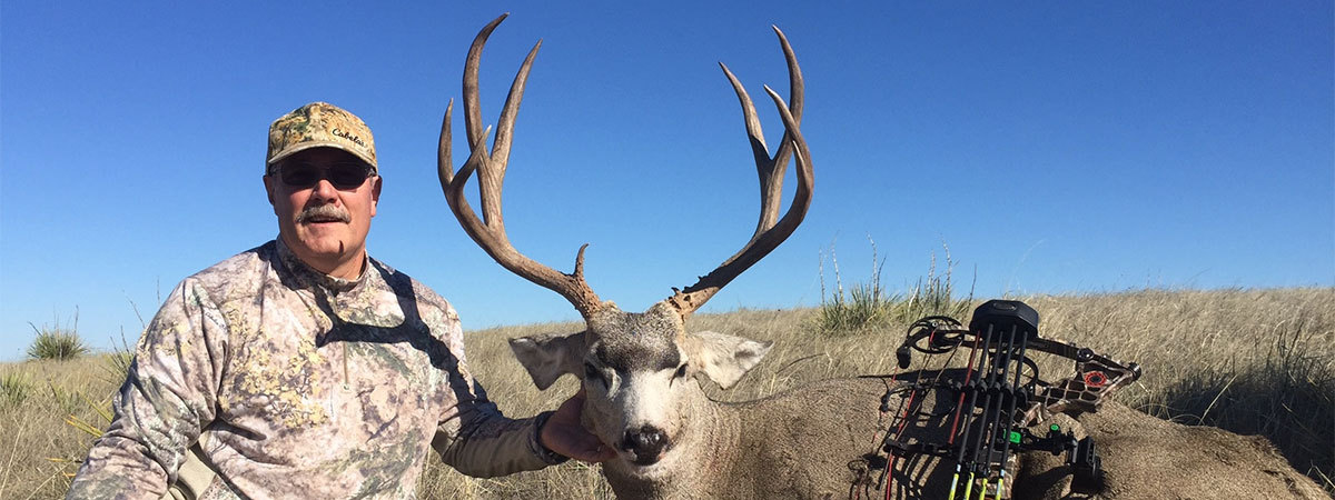 South Dakota Archery Mule Deer Hunts