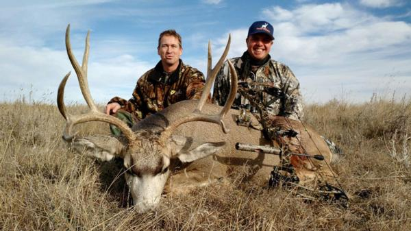 Mule Deer Hunting Rates